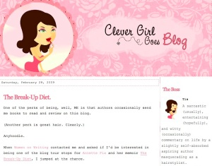 Clever Girl Goes Blog