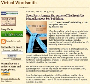 Virtual Wordsmith